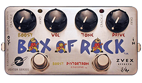 Box of Rock pedal