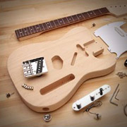 Guitar Kits Creating a Wave of Home Luthiers