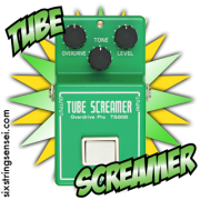 The Six String Sensei Ibanez TS-808 Tube Screamer Review