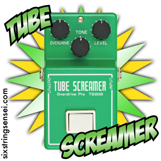Ibanez TS-808 Tube Screamer Review